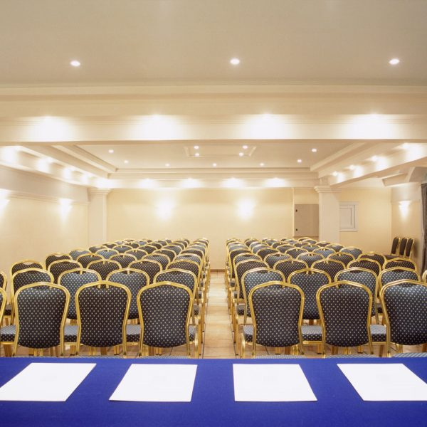 San Marco Mykonos Hotel has a fully equipped conference Hall for conferences, events & meetings