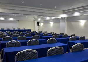 San Marco Mykonos Hotel offers open spaces for organising meetings in Houlakia, Mykonos